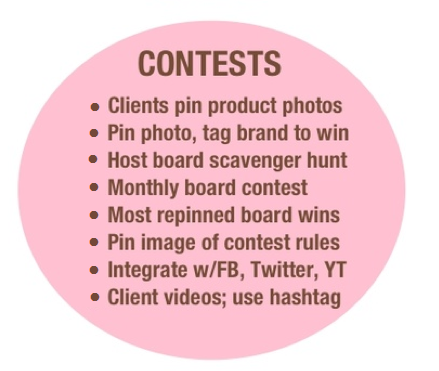 Is Pinterest Good for Hosting Contests? image contests