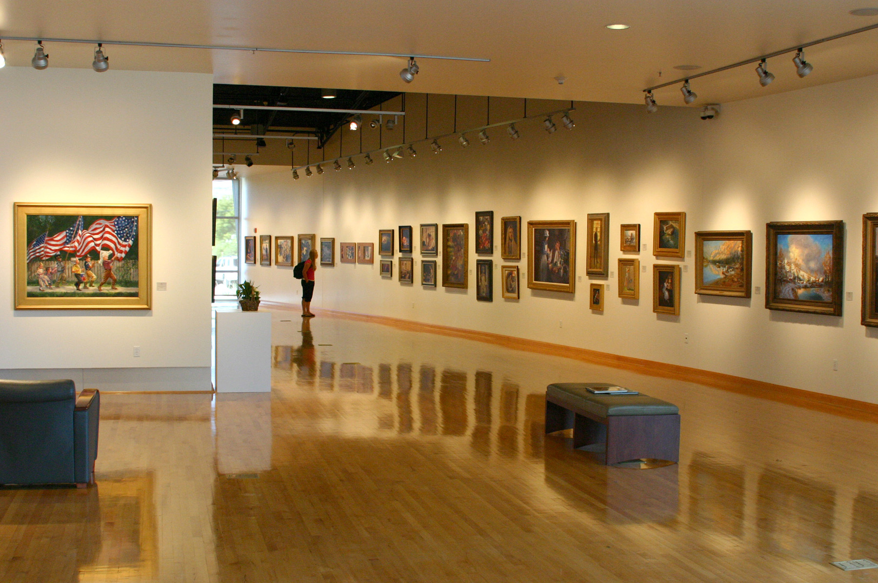 Photo Galleries Art galleries are known for
