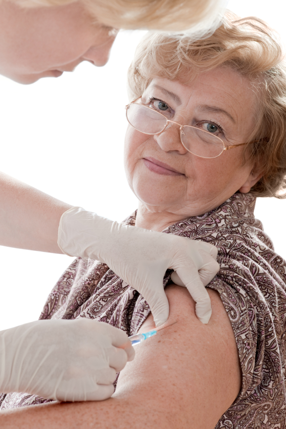 Flu Prevention: 3 Tips for Keeping Your Employees Healthy image Flu Prevention Woman