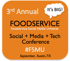 14 Must Attend Business Events and Conferences for 2013 image Foodservice Social Media Universe