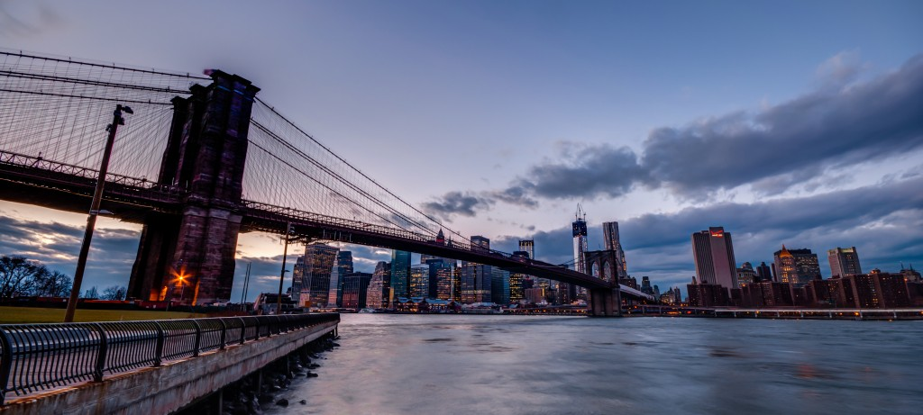 NYC's Favorite Resident -- The Brooklyn Bridge