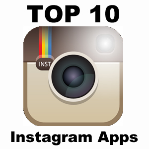 Top 10 Instagram Apps image Top 10 Instagram Apps PT.com Blog Post 12.12.12