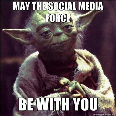 Social Media Jedis, Ninjas And Gurus: What's The Fuss? image Yoda