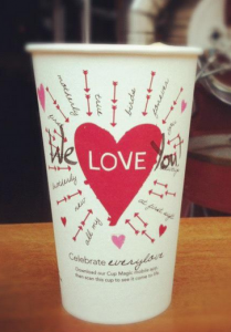 6 Reasons Starbucks Excels at Social Media Marketing image starbucks love 209x3002