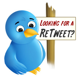 Learn How To Get More Retweets image twitter retweet
