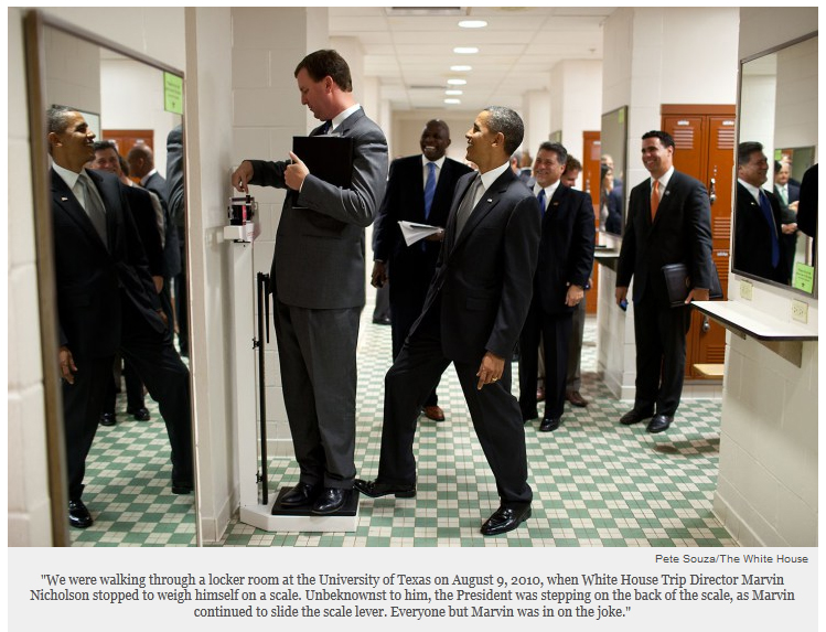 Tips That Stuffy Brands Can Take From Mr. Obama's Personable PR Image  image weight1
