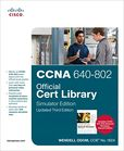 Top 10 Cisco Certification Books for the Networking Professional image CCNA 640802 Official Cert Library