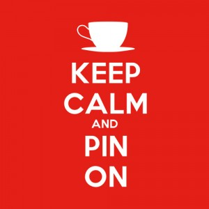 4 Ways to Create Shareable Pinterest Images image KeepCalmPinOn 300x300