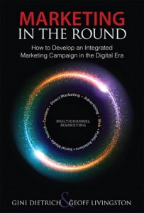 Book Review: Marketing in the Round image Marketing in the Round cover 203x300
