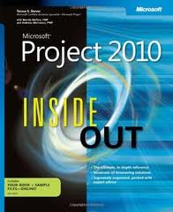 Top 10 Project Management Books for the Professional PM image Microsoft Project 2010 Inside Out