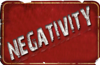 Ways to get away from negativity
