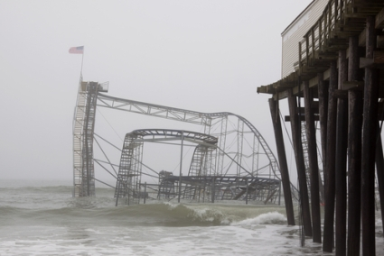 Survey: U.S. Small Businesses Not Ready for Natural Disasters Like Sandy, Nemo image SandyCoaster3