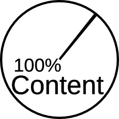 Thin Content Could Kill Your Blog – 5 Tips To Avoid Certain Death image content is king 1