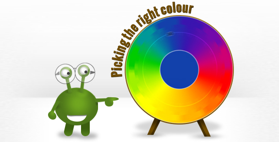 Logo Design Tips – Picking the Right Colour image logo design tips colour