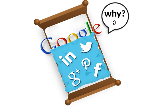 Why Google is in bed with social media