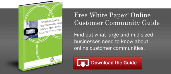 Why B2B Companies Need Private Online Customer Communities [Example] image 38633e2b 4ea2 4c30 aff3 c3109d4293252