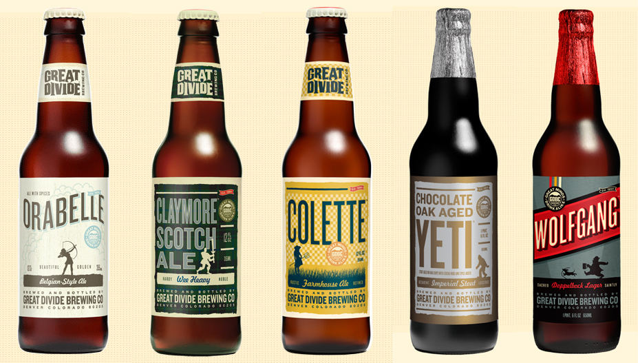 Design Tips With 8 of the Best Looking Craft Beer Brands image greatdivideall2