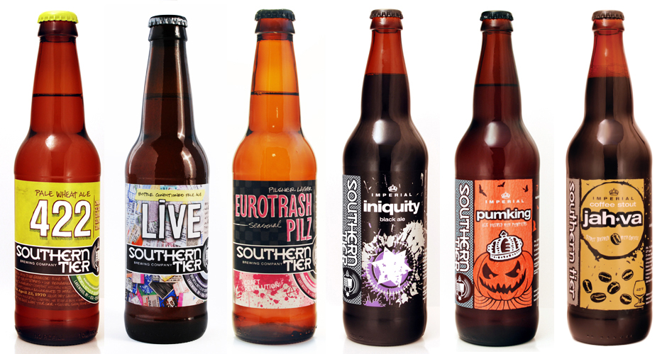 Design Tips With 8 of the Best Looking Craft Beer Brands image southerntier2