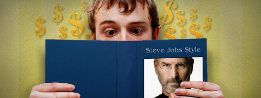 Sell Business Solutions To Your Leads Just Like Steve Jobs image stevejobs