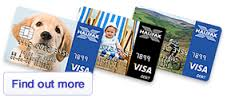 Personalised Visa Cards SOURCE: Halifax, UK