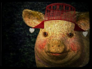 Finding Your Company's Voice is Like Putting Lipstick on a Pig image lipstick on a pig1 300x225