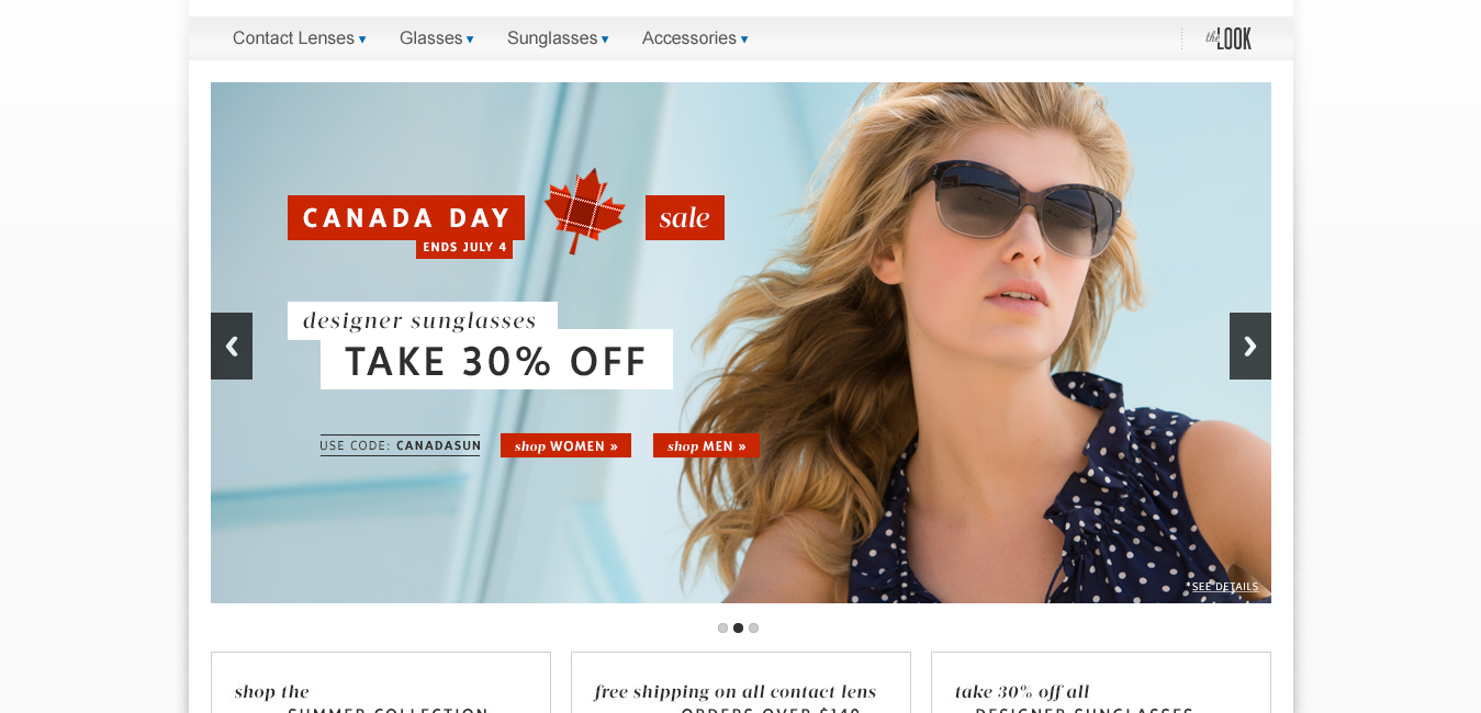 sunglasses website ktpy  Clearly Contacts is a highly successful e-tailer of glasses, contacts and  sunglasses that recently opened their first store on Robson St in  Vancouver,