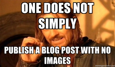 lotr meme The importance of visual content (and how to deliver it effectively)