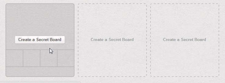 Create a Secret Board Box
