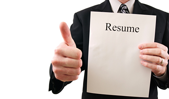 a perfect resume service can help to secure your dream job
