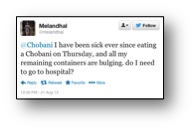 Social Disorders: Lessons From Some Of 2013's Biggest Social #Fails image Chobani Fail