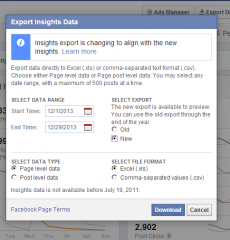 How to Measure Your Facebook Page with Facebook Insights image Facebook Insights 1 e1388340541572