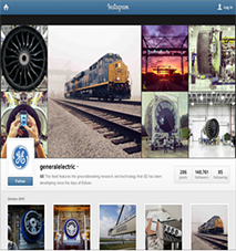 10 Awesome Digital Marketing Trends for 2014 image GE Instagram14