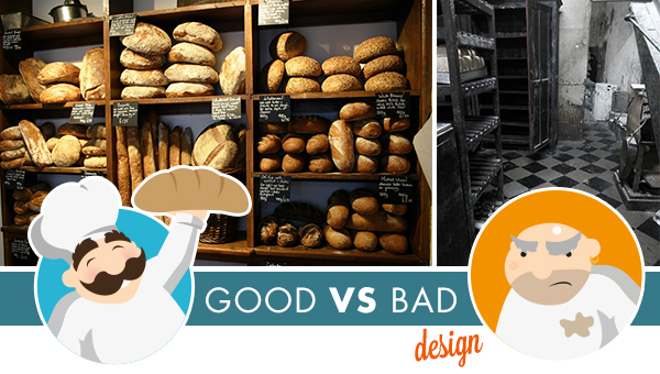 Why Good Web Design is Never Half baked image Good design