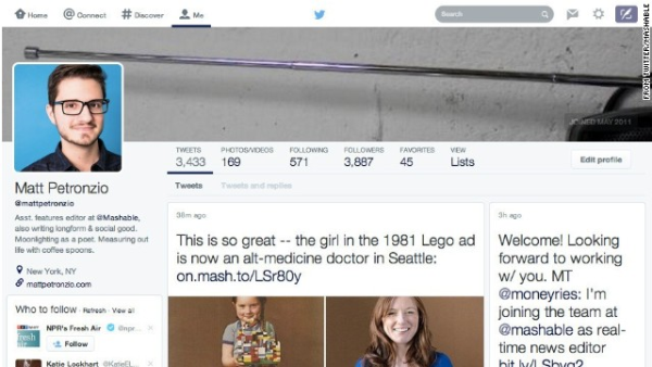 Trending Now: Twitter Announces A Facebook Inspired Makeover image 140212112248 twitter redesign mashable story top resized 600