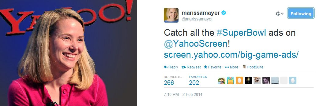 How CEO Influencers Impact Social Branding On Twitter image Marissa Mayer Tech CEO Influencer