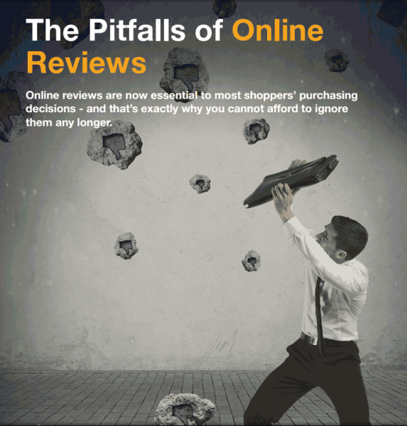 The Pitfalls of online reviews