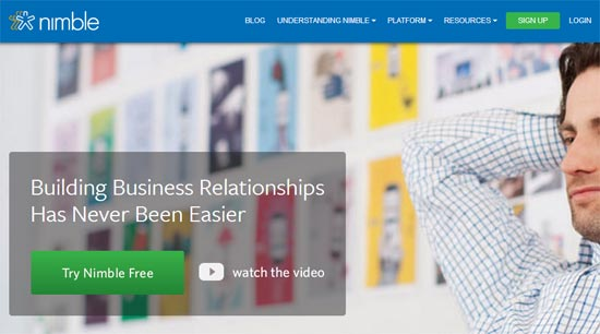 Use Nimble To Manage Relationships