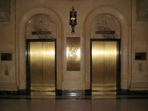 Why You Should Ditch Your Nonprofit's Elevator Speech image Elevator