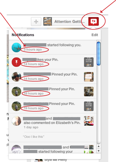 3 Reasons Why Pinterest is an Amazing Marketing Tool (and an Exclusive Pinterest Tip) image pinterest marketing tip