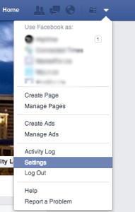MICHELE: How to deactivate my facebook page