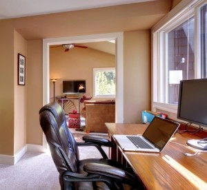Should you rent office space or work from home