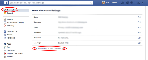 Can you deactivate your facebook without deleting it