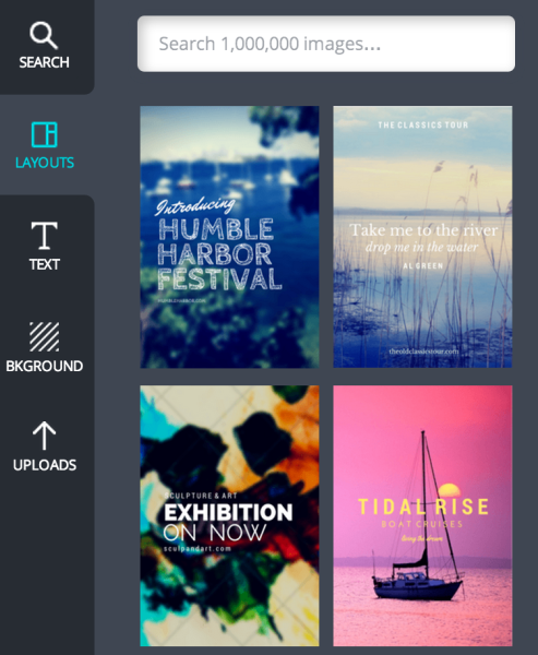 23 Tools and Resources to Create Images for Social Media image canva templates 493x600
