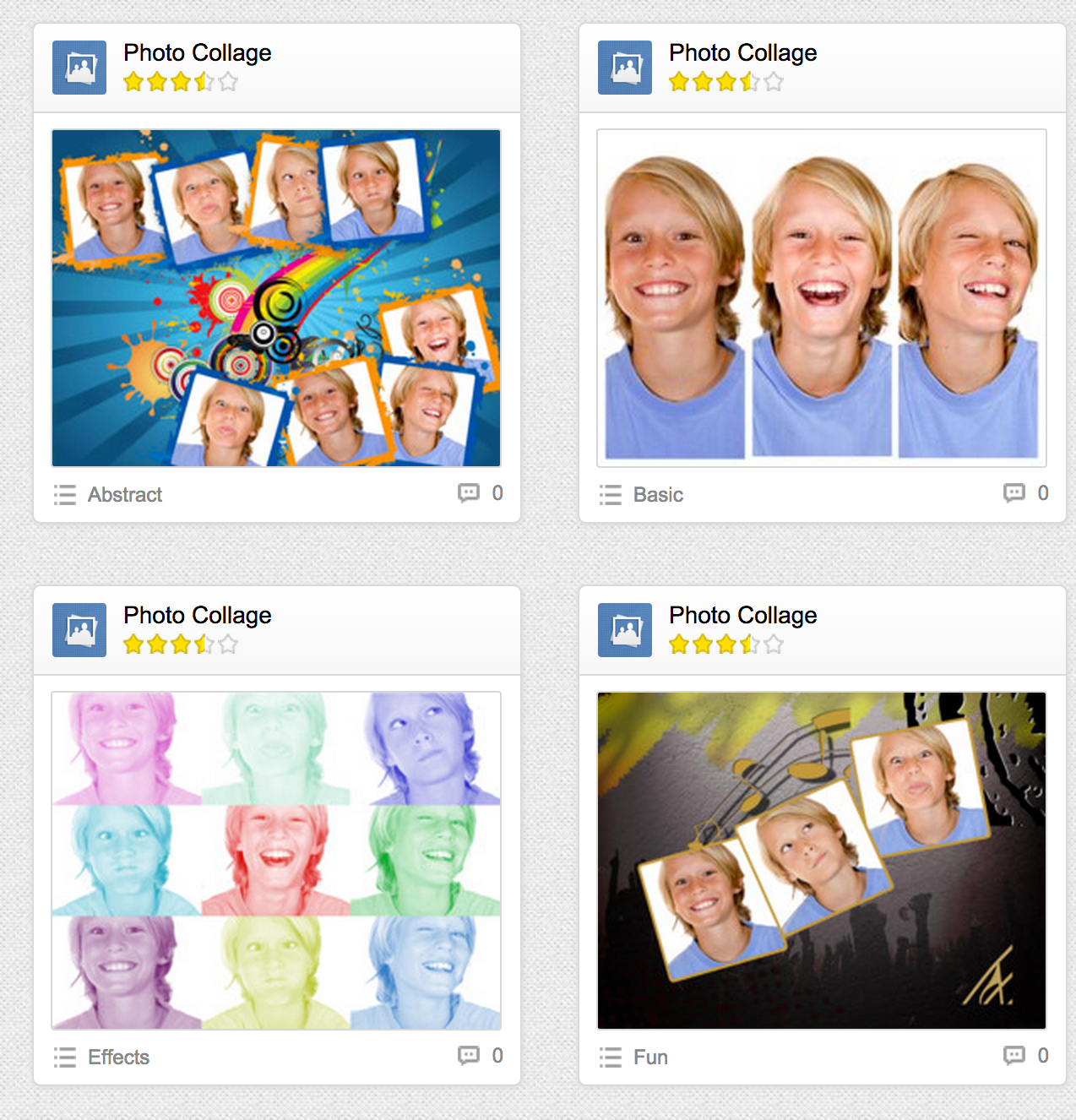 23 Tools and Resources to Create Images for Social Media image collage options photovisi3
