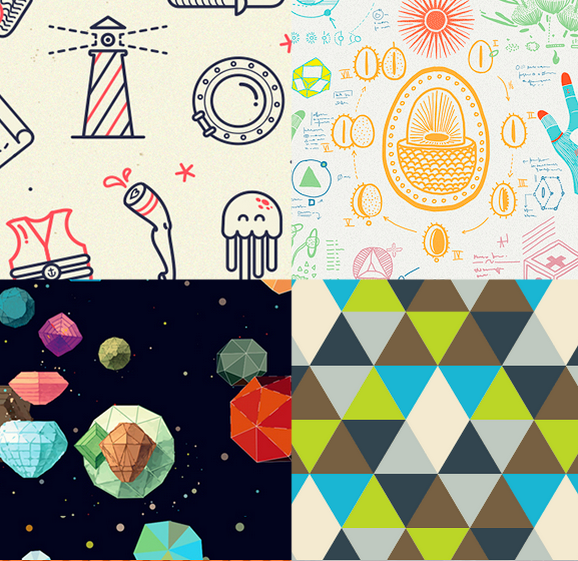23 Tools and Resources to Create Images for Social Media image patternlibrary3