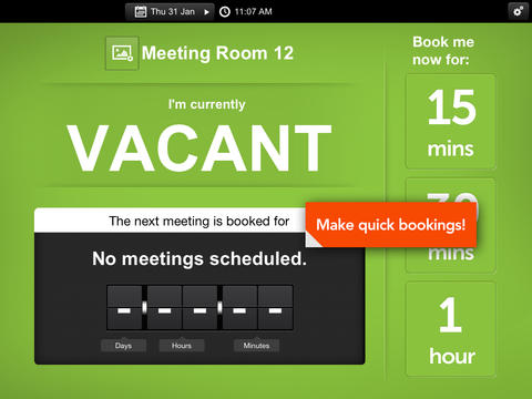 Meeting Room Availability