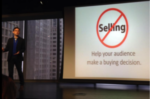 Use Content Marketing To Tell Your Story, Not Sell Your Story