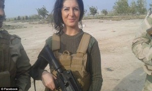 Westerners Volunteering To Fight ISIS In Syria Include Both Men AND Women
