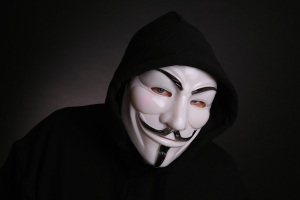 Anonymous hits Missouri KKK leader
