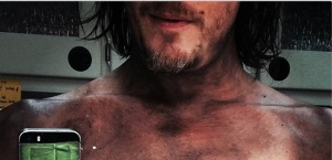 Can Norman Reedus' Shirtless Instagram Shot Break The Internet?